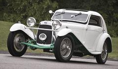 Classic Car Restoration Butler