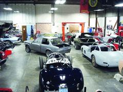 Auto Restoration Butler