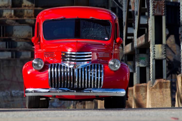 1946 Chevy Panel