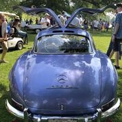 1955 MB 300SL Gullwing