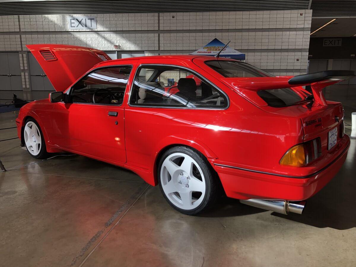 1986 Sierra Cosworth