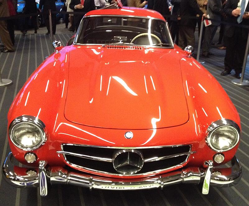 1955 MB 300SL Gullwing