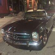 1970 MB 280SL