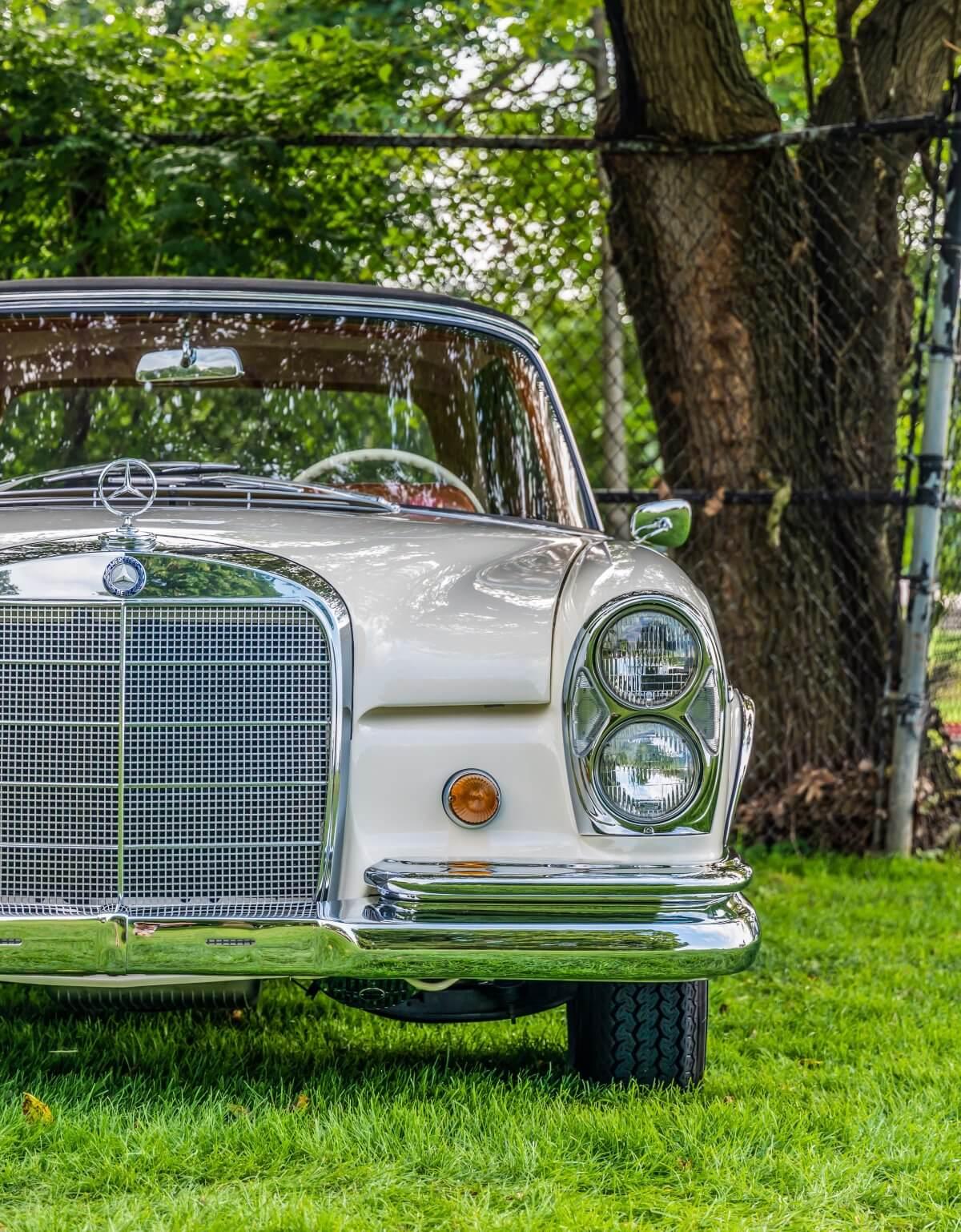 1967 Mercedes Benz 300SE