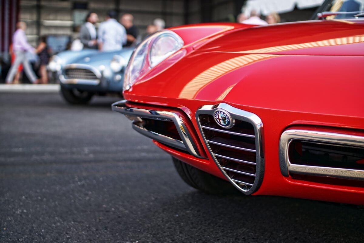 1967 Alfa Romeo Spider